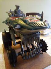 Rare Mattel Street Sharks 'Sharkruiser' vehicle with original box & instructions
