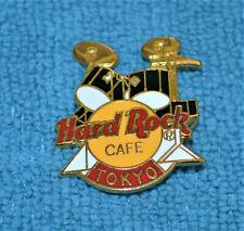 HARD ROCK CAFE Tokyo Blue Drum Set - 2LC Pin # 10052