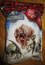JURASSIC WORLD EXCLUSIVE 15 PACK BAG OF DINOSAUR Figures INDOMINUS REX DINO 2015