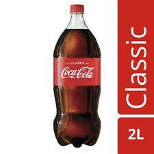 Coca-Cola Classic Coke Soft Drink Bottle Refreshment 2L - Soda Beverage