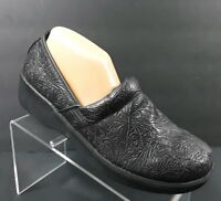 FADED GLORY Black Casual Clogs SLIP ON SHOES Women's Size 11