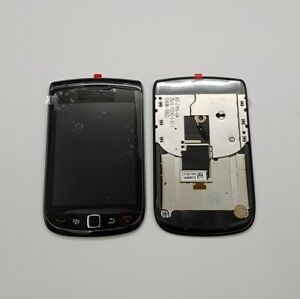 BlackBerry Torch 9800 Complete LCD With Touch Screen Digitizer And Slider Flex