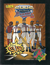 Atlanta Braves 2002 Utiles no 1 (V Phillies)