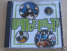 DANCE PARTY CLUBSOUNDS DISCO SAMPLER CD E608