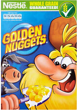 NESTLE GOLDEN NUGGETS CEREAL 3 X 375G