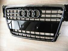 Audi A4 B8 original S-line S4 front grille chrome Grill brand new