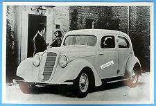 1935 Hupmobile 518 4 Door 12x18 Black & White Picture
