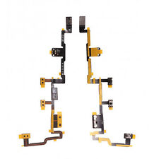 Power ON/OFF Flex Cable-Mute Switch -Volume Buttons-Power Button For iPad 2 CDMA