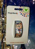 NEW DISNEY DUFFY BEAR WHITE Magic Band Magicband Link Later