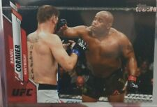 Daniel Cormier Ruby red RARE 3/8 2020 UFC TOPPS base set card