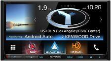 "Kenwood eXcelon DNX893S 6.95"" HDMI MHL DVD Navigation w/ Bluetooth & HD Radio"
