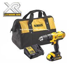 Dewalt 18V XR Cordless Combi Hammer Drill Kit Including Li-ion XR battery! *NEW*