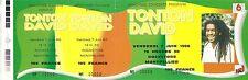 RARE / TICKET BILLET DE CONCERT - TONTON DAVID LIVE A MONTPELLIER JUIN 1996