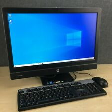 "HP EliteOne 800 G1 23"", All in One, Window 10, PC Intel, i5-4570s @ 2.9GHz"