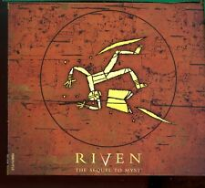 Riven - The Sequel To Myst / PC CD Rom - 5CD
