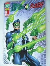 1 X COMIC-GREEN LANTERN vs FLASH-n. 1-Dino DC-z.1/1 -