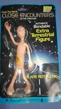 Close Encounters of the Third Kind-Extra Terrestrial Figure-Bendable- Free S&H!