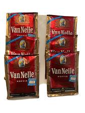 X 6 Van Nelle Coffee Medium Roast 8 Cup Sachet