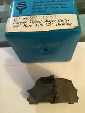 New listing Sy Shaper Cutter Carbide 1207 Bead & Round Over New Low Price