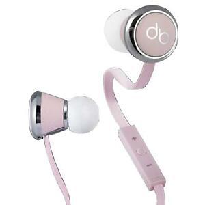 Monster Beats By Dre Diddy Beats In-Ear Headphones w/ Control Talk Pink - NIB