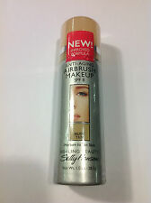 Sally Hansen Anti-Aging Airbrush Makeup Foundation NUDE TAN - Medium to Tan Skin