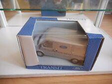 Schabak Ford Transit in Grey on 1:35 in Box (Dutch Promo)
