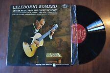 Celedonoio Romero Guitar Courts Of Spain Lucia Record lp original vinyl album