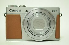 Canon G9 X PowerShot Digital Camera 3x Optical Zoom, Wi-Fi LCD Touch | WORKING