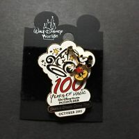 Share Dream Come True Annual Passholder Disney MGM Studios 100 Years Pin 7040