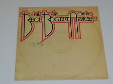 Jeff Beck, Ti Bogert & Carmine Appice self titled Lp Record 1973