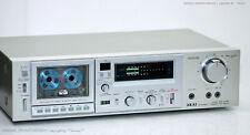 AKAI GX-F37 High-End GX Cassette Tape Deck! Full Service+1j.Garantie! Ton-Zust.!