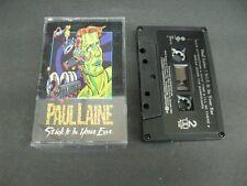 PAUL LAINE STICK IT IN YOUR EAR CASSETTE TAPE - Cassette Tape