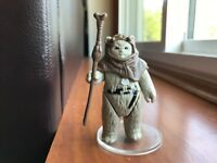 Chief Chirpa The Ewok Vintage Lili Ledy Star Wars Action Figure Complete NM!