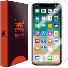 Skinomi Klar (2-pack Pack) Max Abdeckung Bildschirmschutz für Apple Iphone X
