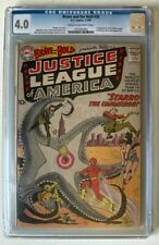 Brave and the Bold #28 CGC 4.0 1st App of Justice League of America DC Comics