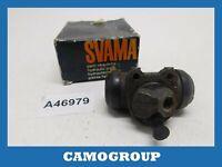 Cylinder Rear Brake Rear Wheel Brake Cylinder Svama PEUGEOT 104 040142