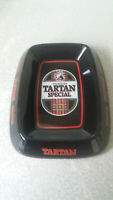 VINTAGE / RETRO  BEER ADVERTISING ASHTRAY - YOUNGERS - TARTAN SPECIAL