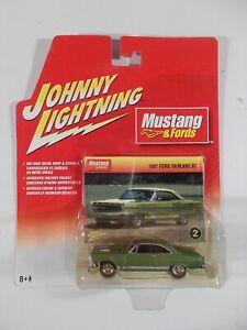 Johnny Lightning 1/64 Mustang & Fords 1967 Ford Fairlane GT