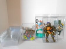 TMNT Action Figure Clamshell Blister Case Lot (10) Stackable Cases!