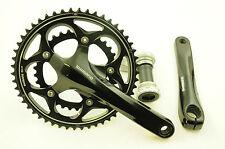 Shimano fc-r565 10 SPD DOPPIA guarnitura compatta 50/34 chainwheel Set 172.5mm Blk