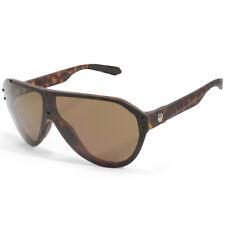 Dragon DS1 720-2345 Matte Tortoise/Brown Men's Aviator Sunglasses