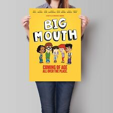 Big Mouth TV Series Poster A2 A3