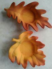 PartyLite lot de 2 feuilles porte bougie