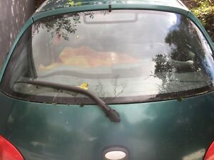 FORD KA TA/TB - 10/1999 to 12/2002 - 3DR HATCH - REAR WINDSCREEN GLASS -  ( vic)