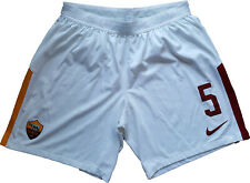 match worn roma shorts Jesus 2017-18 Nike player issue unwashed Authentic