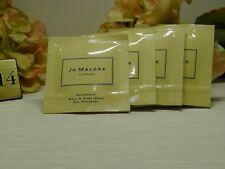 lot of 5: JO MALONE Grapefruit Body & Hand Wash Sample Size 7ml/0.24oz Each****