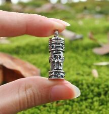 Cremation Jewelry Pendant Urn for Ashes Angel Dog Bone Vial Memorial Gift Puppy