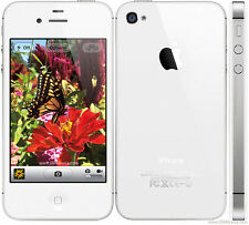 Apple iPhone 4s 16GB White Unlocked Smartphone - Imported