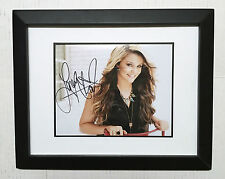 Next Boyfriend LAUREN ALAINA Signed Autographed FRAMED Photo COA! COUNTRY STAR 2