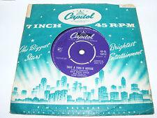 "Nat  King  Cole  Take  A  Fool's  Advice / Make  It  Last  1961 7""  Vinyl Record"